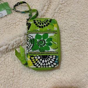 Vera Bradley phone case and wallet